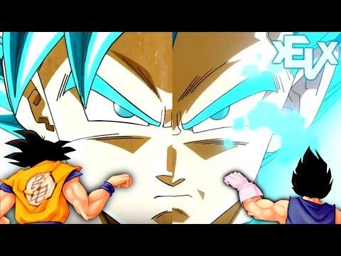 The Last of Their Kind - AMV   Goku & Vegeta Tribute