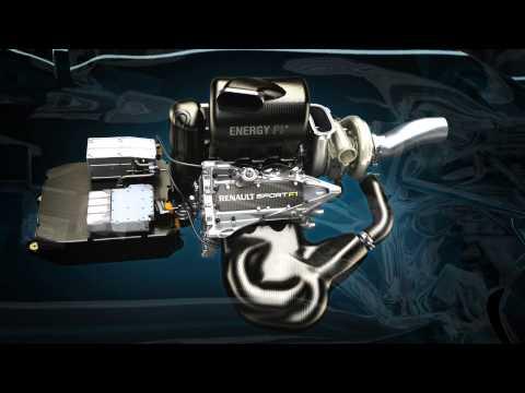 Renault Sport explique le fonctionnement du V6 Turbo Energy F1