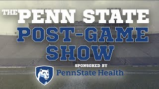 The Penn State-Wisconsin post-game show