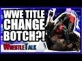 Wwe title change botch wwe smackdown live jan 29 2019 review mp3