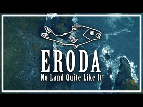 Visit Eroda: The Island that Doesn't Exist [New ARG?]