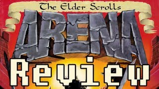 LGR - The Elder Scrolls Arena - DOS PC Game Review