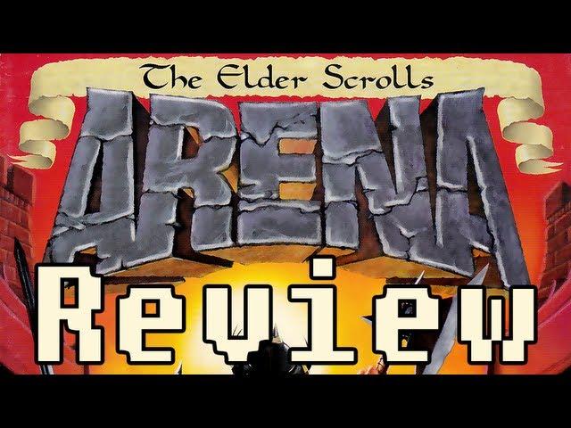I'm Glad I Never Tried to Play Elder Scrolls: Arena