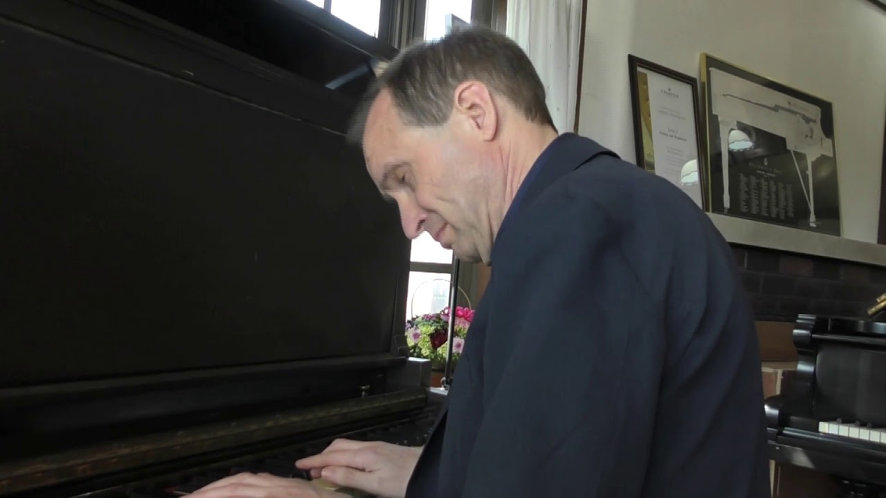 Benjamin Frith Plays John Field Nocturne no.4 A-dur Akiko's Piano ...