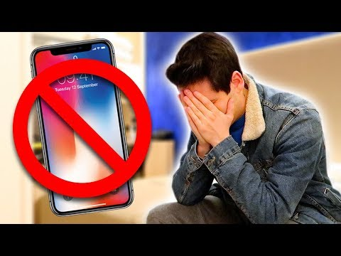 HO PERSO L'IPHONE X A MILANO! *triste*