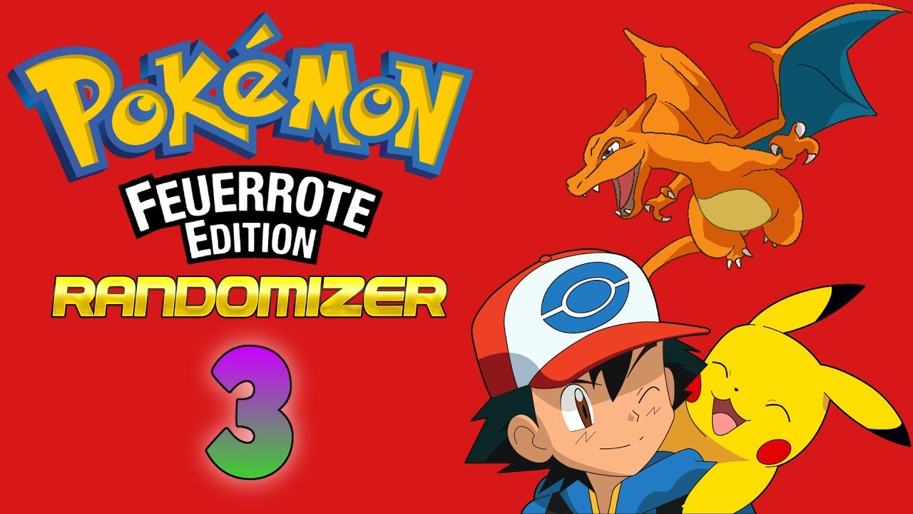 pokemon feuerrot randomizer