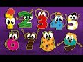 123 song - ABC song | ABC songs for children - 13 alphabet songs & 26 videos