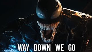 Venom Way Down We Go