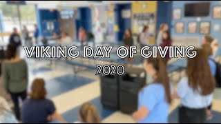 Viking Day of Giving 2020