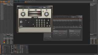 Bitwig Studio External Plugin Automation with LFO