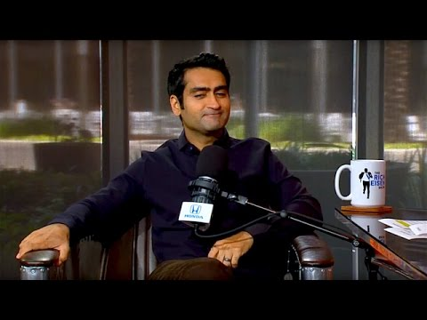 """Actor Kumail Nanjiani of """"Silicon Valley"""" and """"The Big Sick"""" Joins The RE Show In-Studio - 5/15/17"""