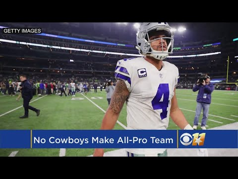 No Cowboys On 2018 All-Pro Team