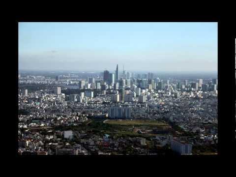 Modern Ho Chi Minh City - Vietnam Economy 2012
