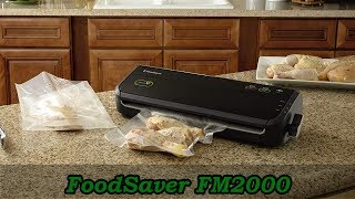 FoodSaver FM2000  - Best Vacuum Sealer Under $100
