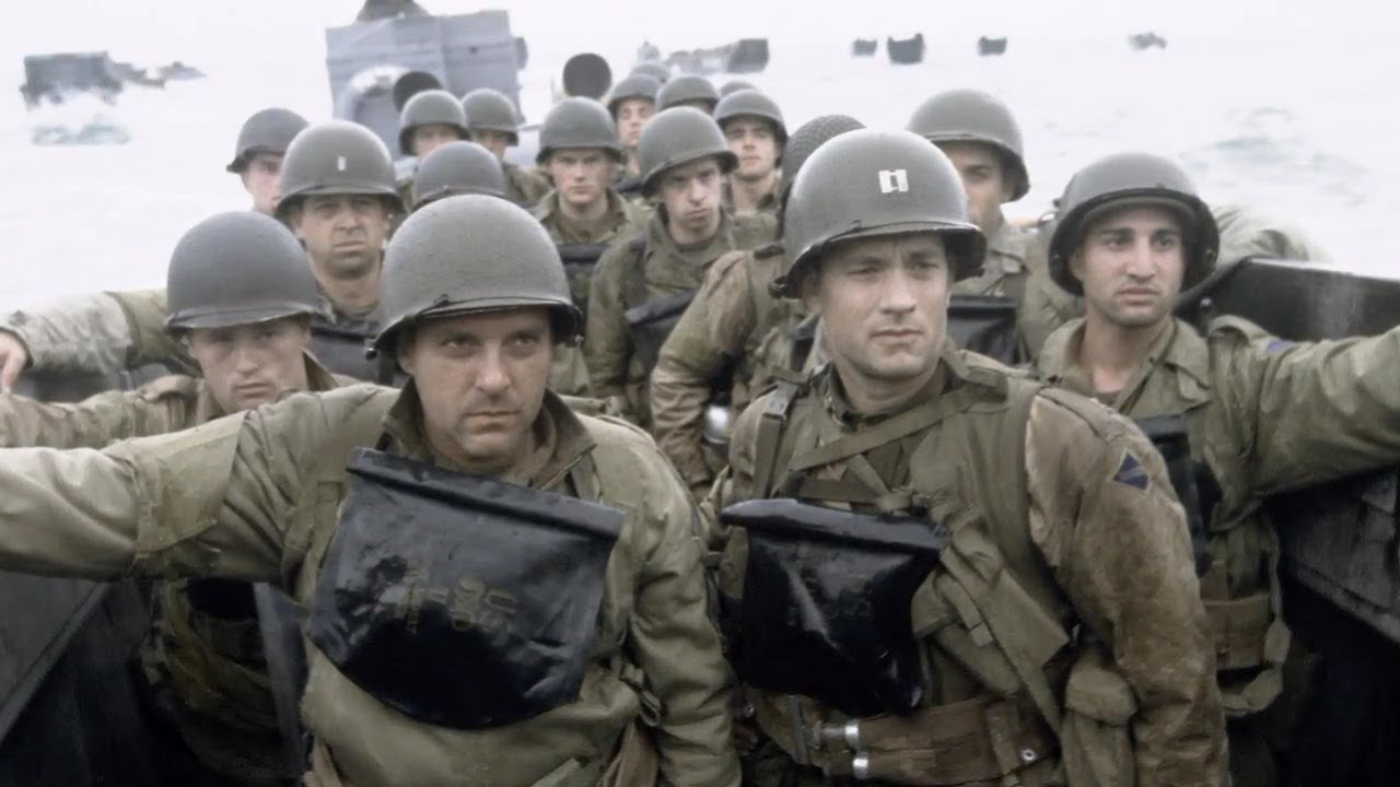 D Day Saving Private Ryan D-Day Tribute -...