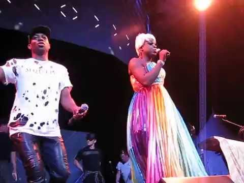 Bob the Drag Queen and Todrick Hall - Wrong Bitch - NYC Pride Rally 2016