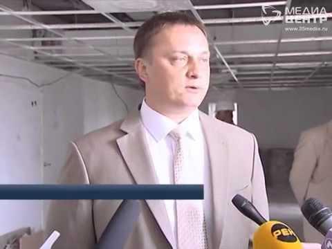 Детская областная больница скоро будет достроена