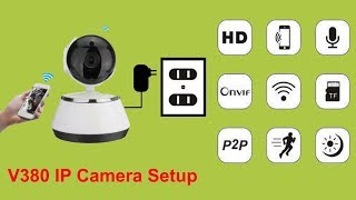 Download Tagalog Demo Of V380 Smart Flexible Full Ptz Camera