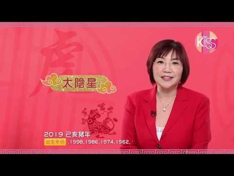 麥玲玲 2019 豬年運程-肖虎篇