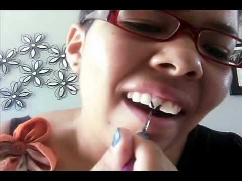 sharp teeth halloween. grell sutcliff\u0027s sharp teeth tutorial halloween n