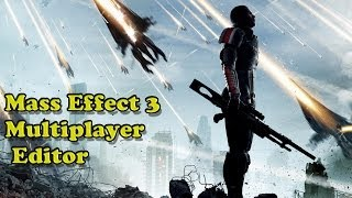 Mass Effect 3 Cheats & Hacks  Multiplayer Editor / Character and Weapon Unlock / Upgrade Hacks[ME3]
