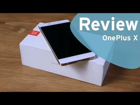 OnePlus X review (Dutch)