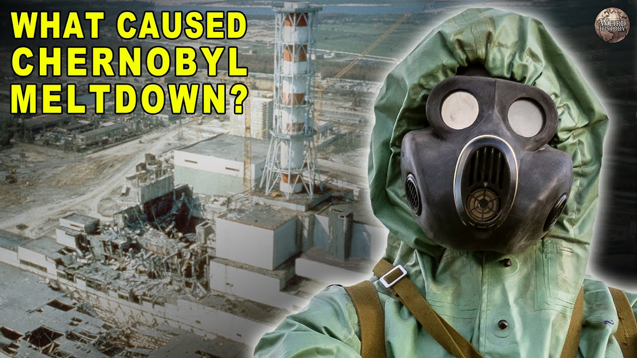Everything That Had To Go Wrong For Chernobyl To Happen