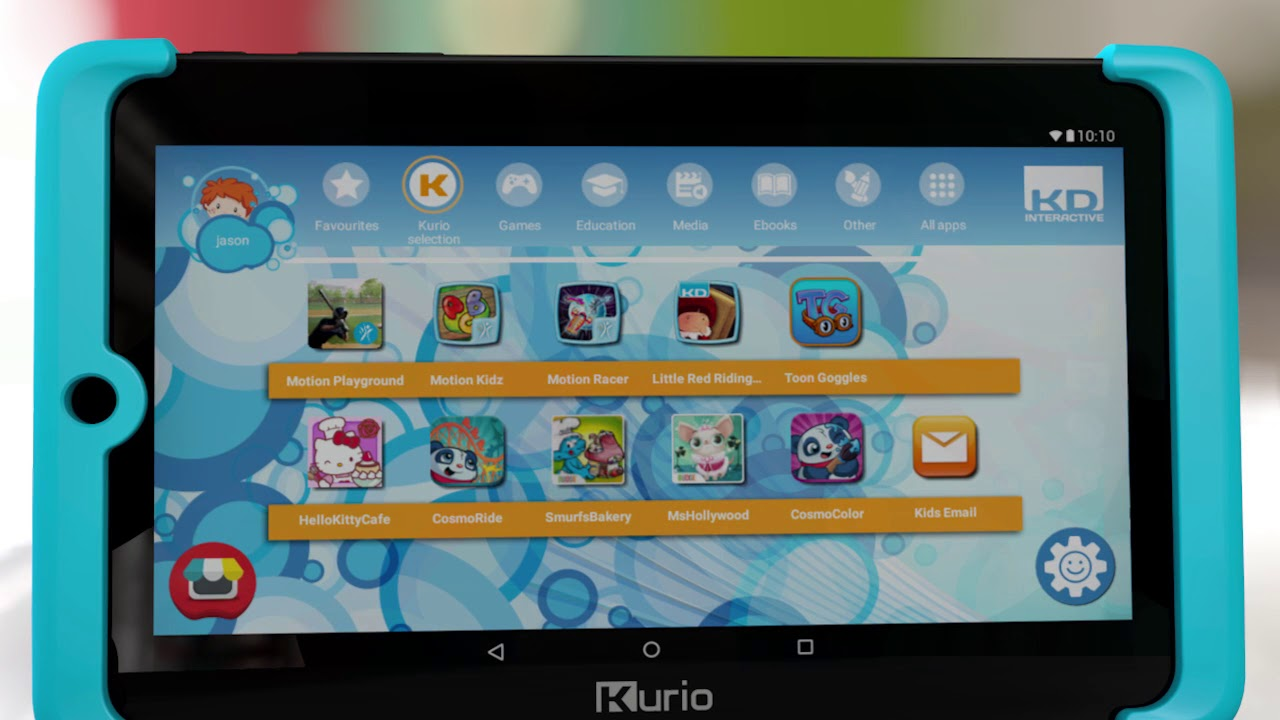 Kurio Xtreme 2 | How-to | Access Your Child's Profile