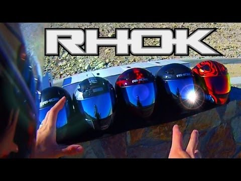 RHOK Carbon Fiber Helmets
