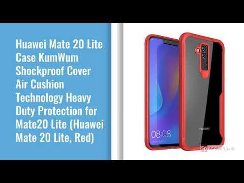 Top 10 Best Huawei Mate 20 Lite Case in 2019 Reviews