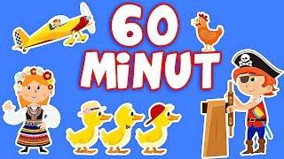 MIX - KACZUSZKI - ŚPIEWAJĄCE BRZDĄCE 60 MINUT TELEDYSKÓW