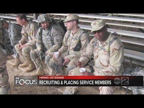 Lockheed Martin hiring, placing veterans