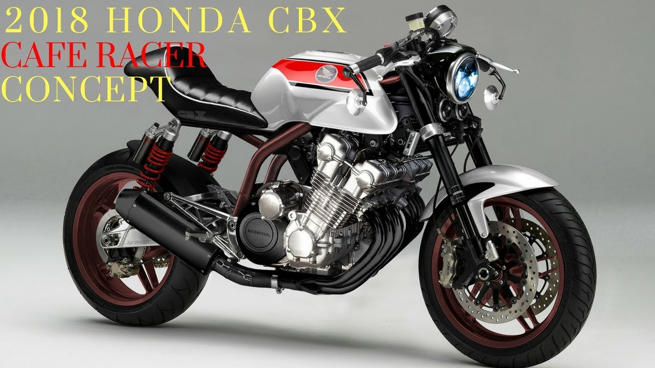 2018 new honda cbx cafe racer concept youtube. Black Bedroom Furniture Sets. Home Design Ideas