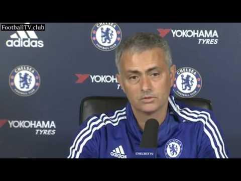 Jose Mourinho pre match press conference   Newcastle United vs Chelsea