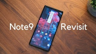 Galaxy Note9 revisit: 1 year later