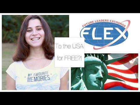 КАК БЕСПЛАТНО УЕХАТЬ В США или ЧТО ТАКОЕ FLEX