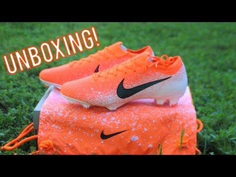 Nike Mercurial Vapor 12 Elite Euphoria Pack Unboxing!