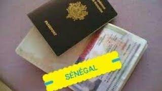 Obtenir une carte de séjour Sénégalaise