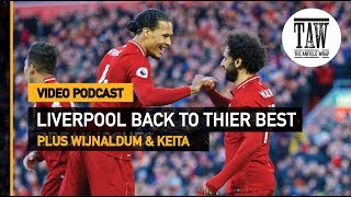 Baixar Liverpool Back To Their Best Against Bournemouth   Free Podcast