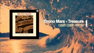 Bruno Mars - Treasure (Cash Cash Remix)