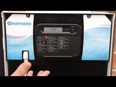Pool Service College Station | Hayward Prologic Display Control Panel Buttons
