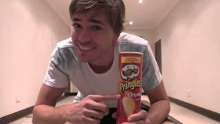 The average trick shot video   T-man   Dude Perfect trick shot parody