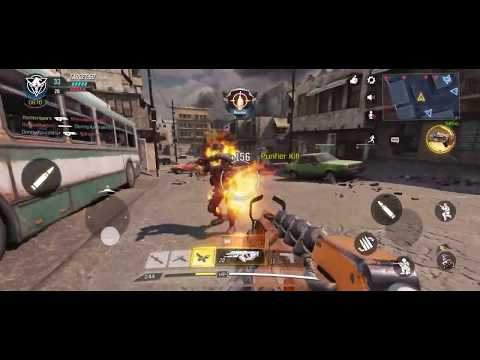 🔥🔥🔥 Using Flamethrower in Call of Duty: Mobile