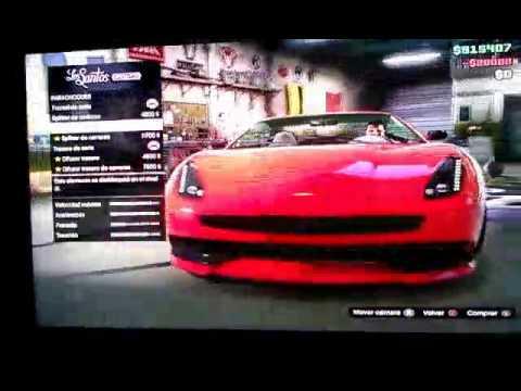 GTA 5- Tuneando El Massacro