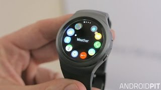 connecting samsung gear s2 with iphone installing gear app
