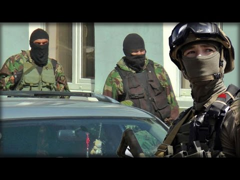 CRIMEA CRISIS BOILS OVER: RUSSIANS ACCUSE UKRAINE OF TERROR ATTACKS