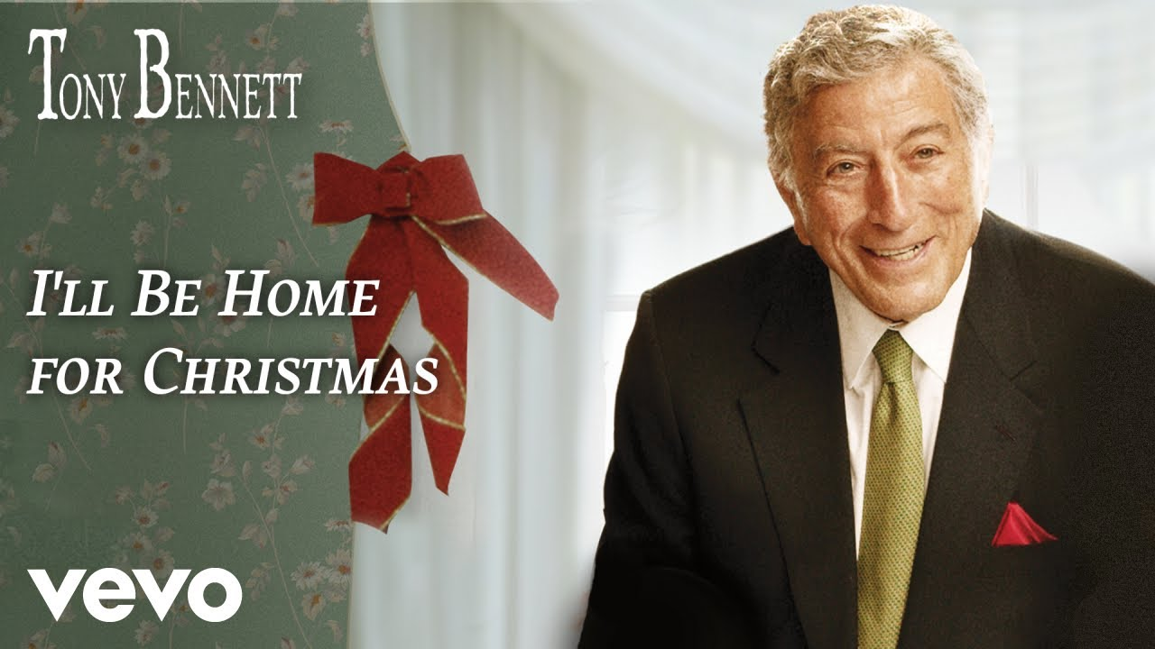 Tony Bennett - I'll Be Home for Christmas (from A Swingin' Christmas - Audio)