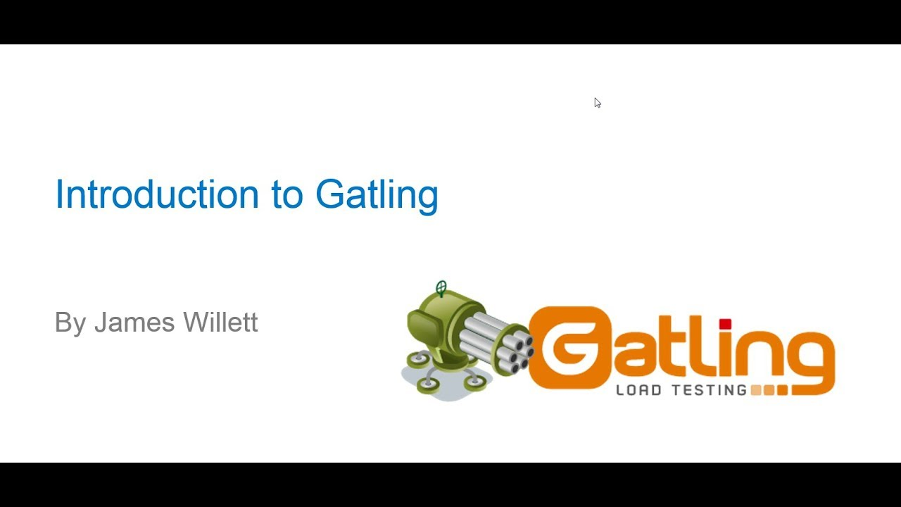 Download Gatling Introduction