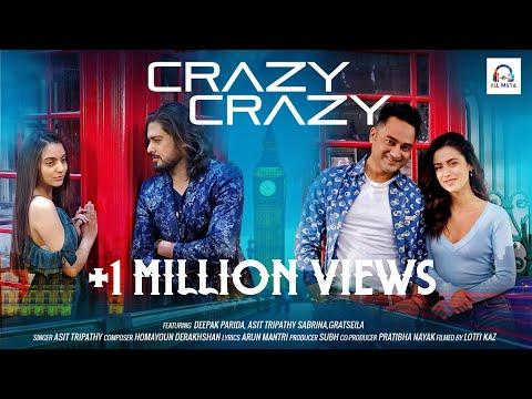 CRAZY CRAZY | Odia Song  | White Skin Wali | Odia Song 2019 | Asit Tripathy | Deepak Parida