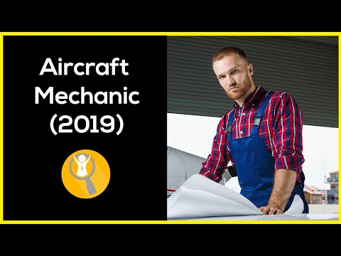 Aircraft Mechanic Salary (2019) – Aircraft Mechanic Jobs